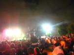 The crowd was packed for Bad Religion!