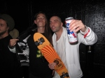 Heath Kirchart ? and Best Street Skater trophy. Photo:skateboardingmagazine.com