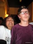 Bifocals and velour, funy boys.